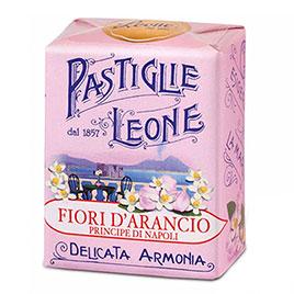 Pastiglie Leone, Pastiglie Fior d' Arancio Prinicipi di Napoli