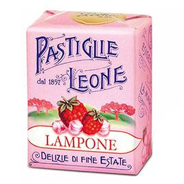 Pastiglie Leone, Pastiglie Lamponi