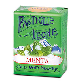 Pastiglie Leone, Pastiglie Menta