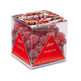 Pastiglie Leone, Cubetto Fragoline