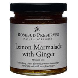 Rosebud Preserves, Lemon & Ginger