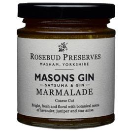 Rosebud Preserves, Mason's Satsuma & Gin