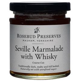 Rosebud Preserves, Orange & Whisky