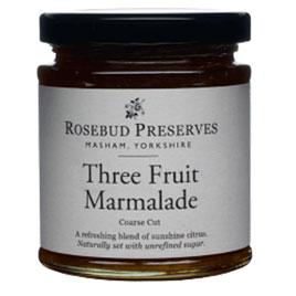 Rosebud Preserves, Three Fruit