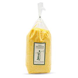 Sala Cereali, Farina Bramata, per polenta tradizionale