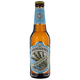 Theresianer, Premium Lager Blond, senza glutine